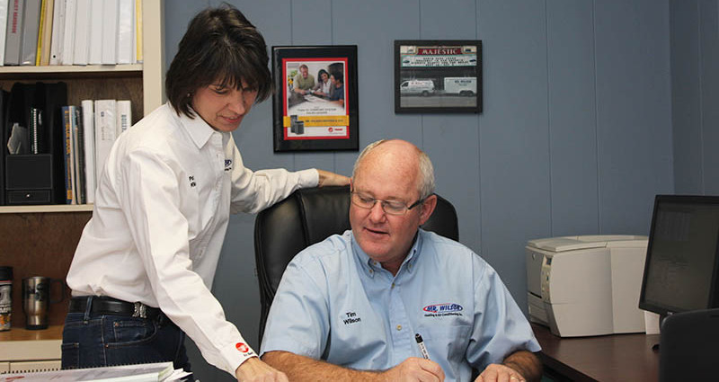 patty and tim wilson san antonio ac repair