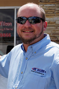 Mr Wilson Heating & Air Conditioning San Antonio AC Service Tech Tim
