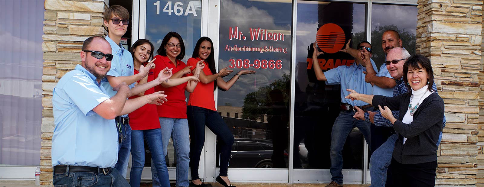 Mr Wilson Heating & Air Conditioning San Antonio AC Repair Office